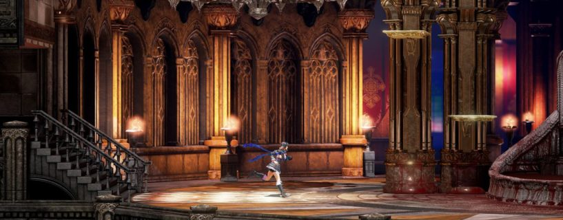 bloodstained ritual of the night switch